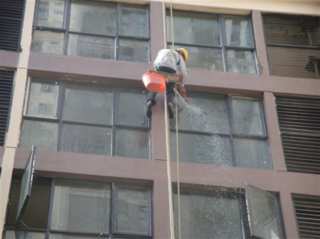 外墙清洗的技术要求