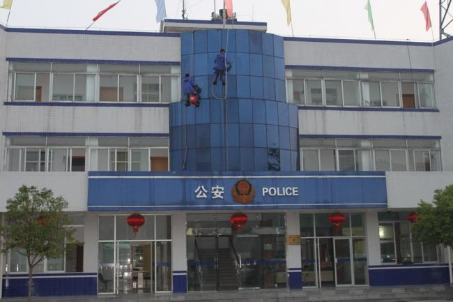 郑州外墙清洗公司哪家好?