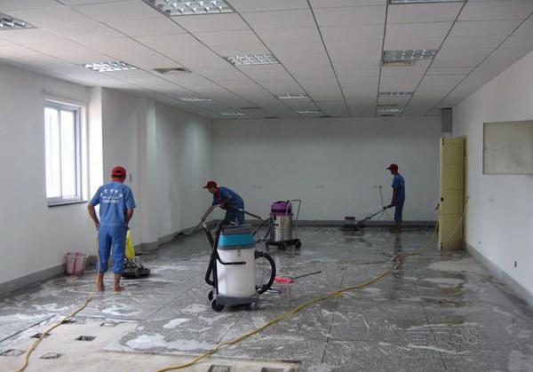 郑州林森清洗:什么是楼宇开荒清洁?楼宇开荒保洁应该怎么做?