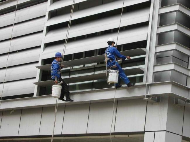 郑州外墙清洗专业方案